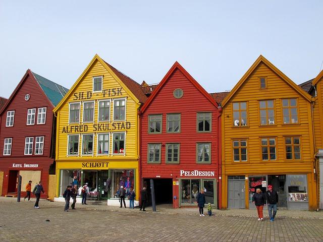 Bergen – Grunnleggende informasjon