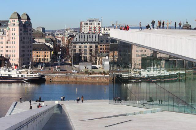 Kvadraturen – Oslo sin perle