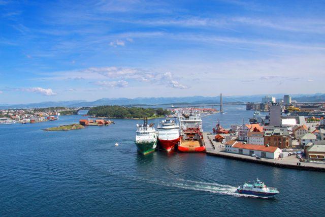 Grøntområder og parker i Stavanger
